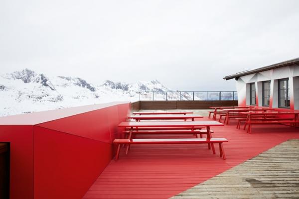 Pioneering alpine design in the Alps (3)