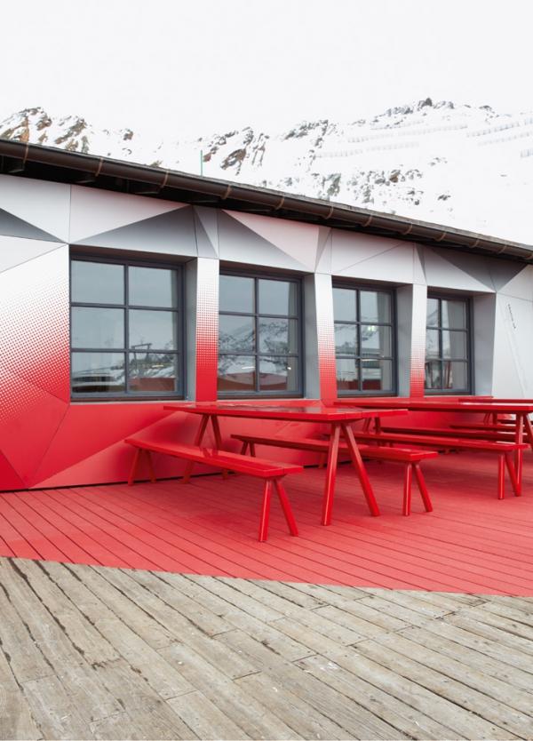 Pioneering alpine design in the Alps (4)