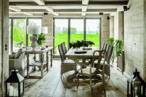 Polish home with the right amount of country chic  (2)