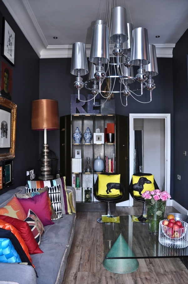 pop art apartment in london adorable home