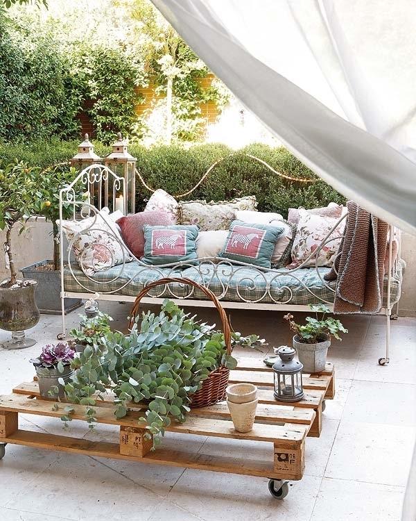 Porch design ideas adorable home for Gartengestaltung vintage