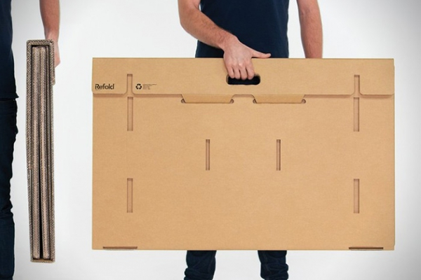 Portable cardboard desk for your folding pleasure (5)