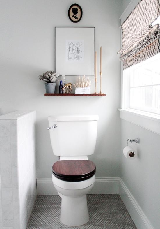 Quick and pretty toilet decor (4)