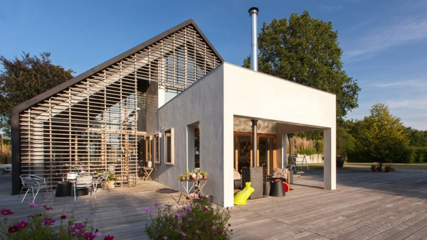modern country farmhouse Netherlands (1)