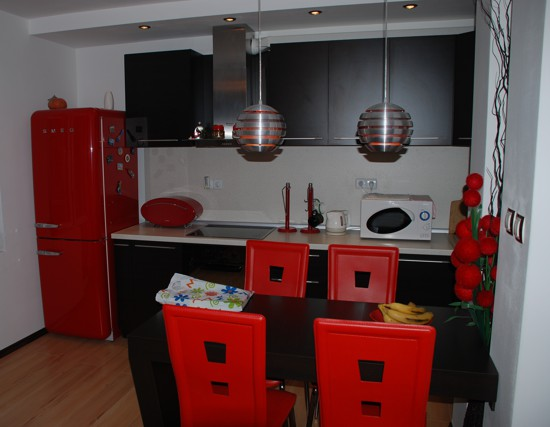 Red kitchen designs ? Adorable Home