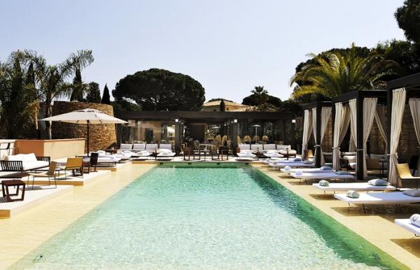 Relaxing Saint Tropez Hotel (2)