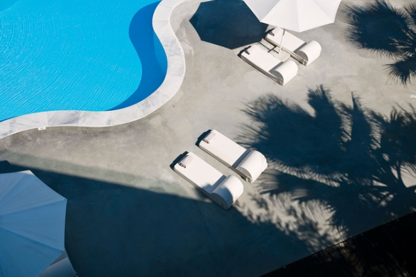 Rendered in a modern Greek aesthetic boutique hotel (7)