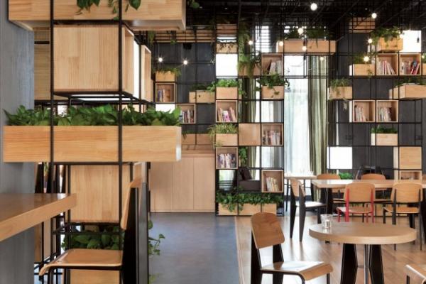 Repurposed café design in Beijing (3)