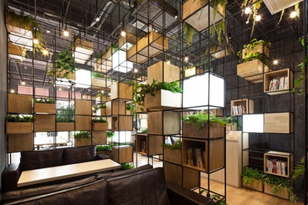Repurposed Caf 233 Design In Beijing Adorable Home