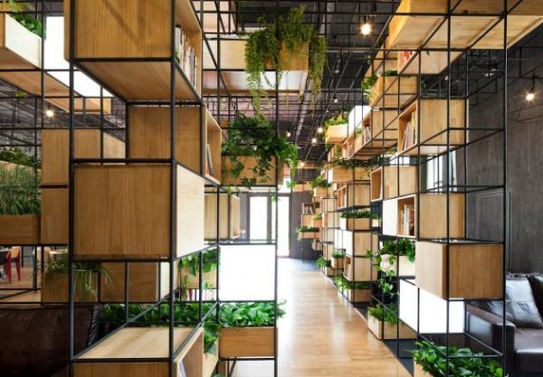 Repurposed café design in Beijing (5)