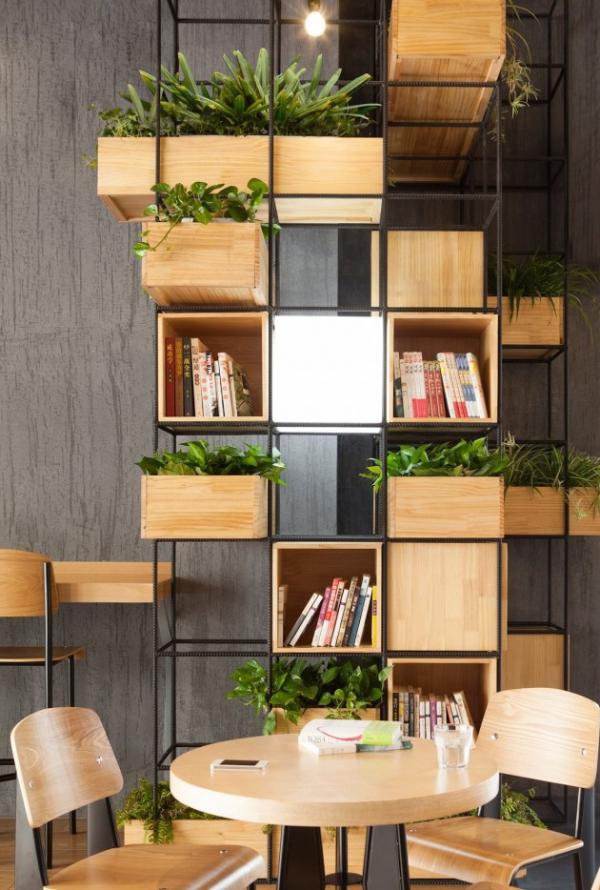 Repurposed café design in Beijing (7)