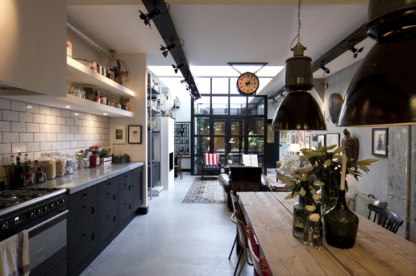 Amazing Garage Conversion In Amsterdam Adorable Home