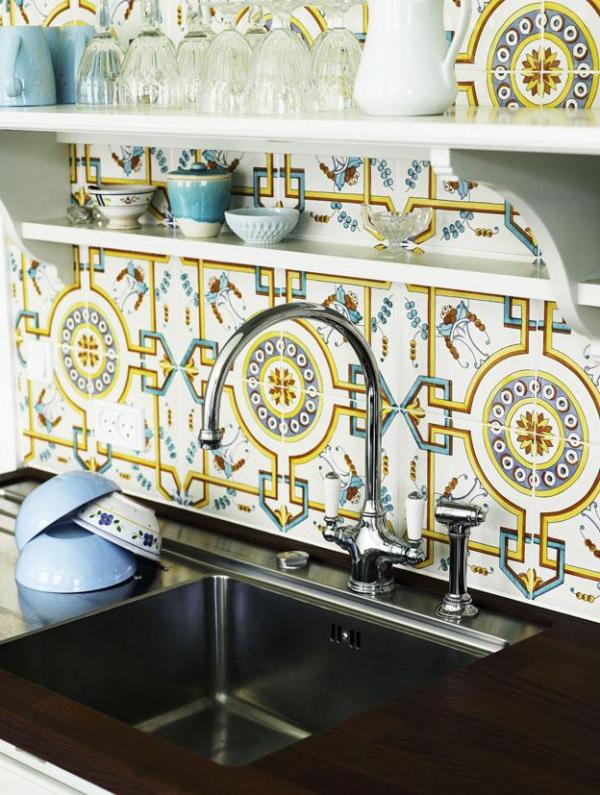 Restyle with Retro Kitchen Tiles Adorable Home – Retro Kitchen Tile