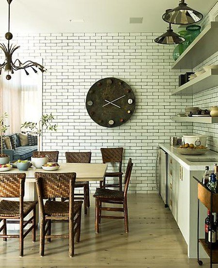 Restyle with Retro Kitchen Tiles – Adorable Home