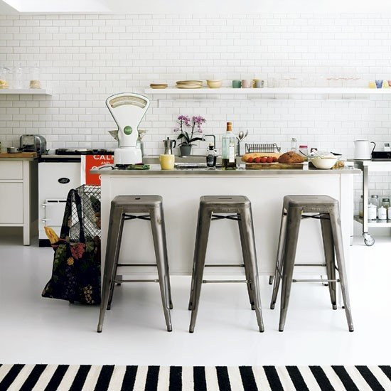 Restyle With Retro Kitchen Tiles Adorable Home