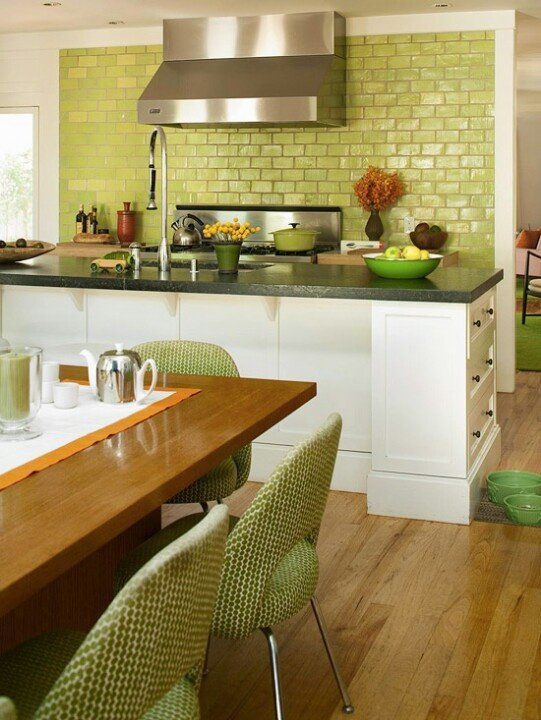 Restyle with retro kitchen tiles 4