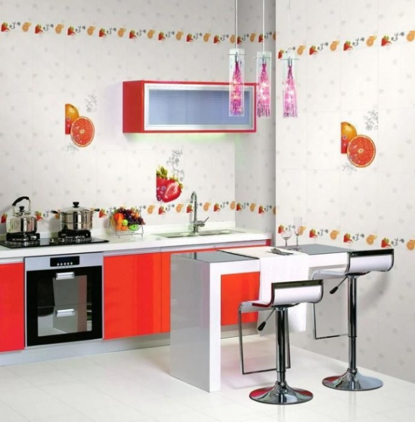 Restyle with retro kitchen tiles 5