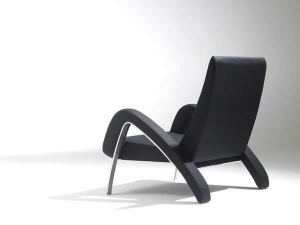 Retro Futuristic Chair Design Adorable Home
