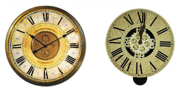 Retro Style Wall Clocks Adorable Home