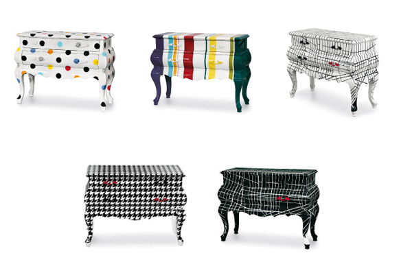 Revolution in furnishing by seletti adorable home for Seletti furniture