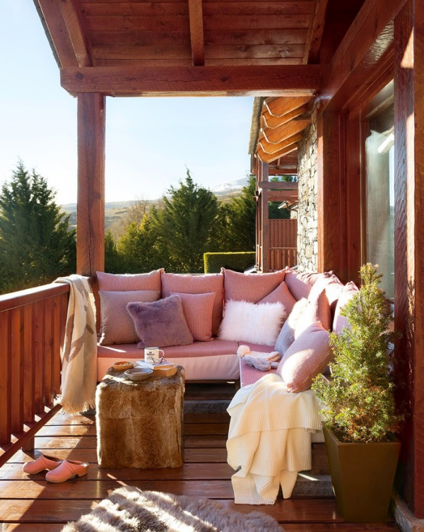 Romancing the rustic charming chalet (10)