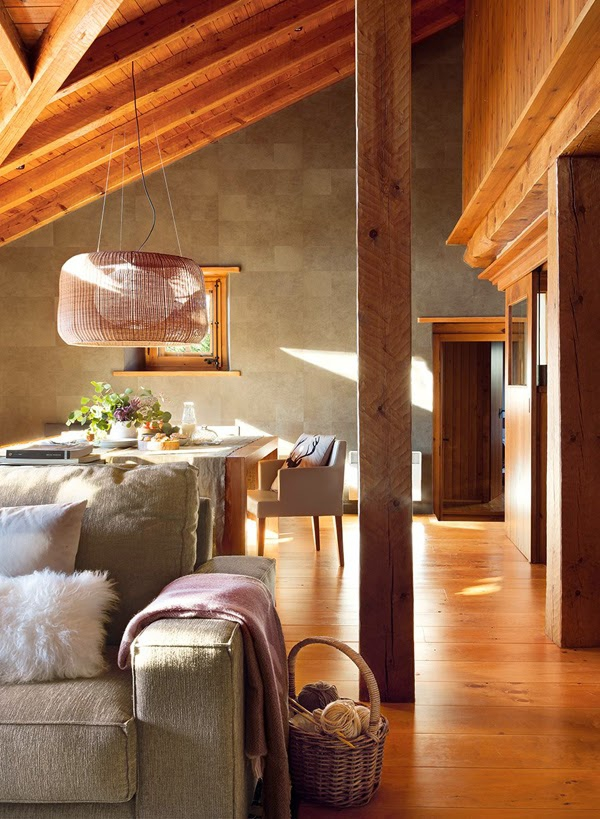 Romancing the rustic charming chalet (3)
