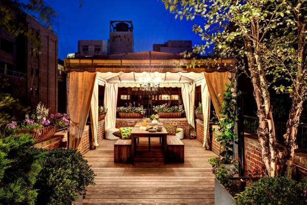 Roof terrace in the Big Apple (10)