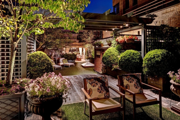 Roof terrace in the Big Apple (9)