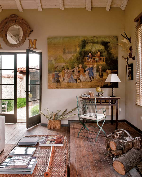 Run Away To The Dreamy Country House Adorable Home