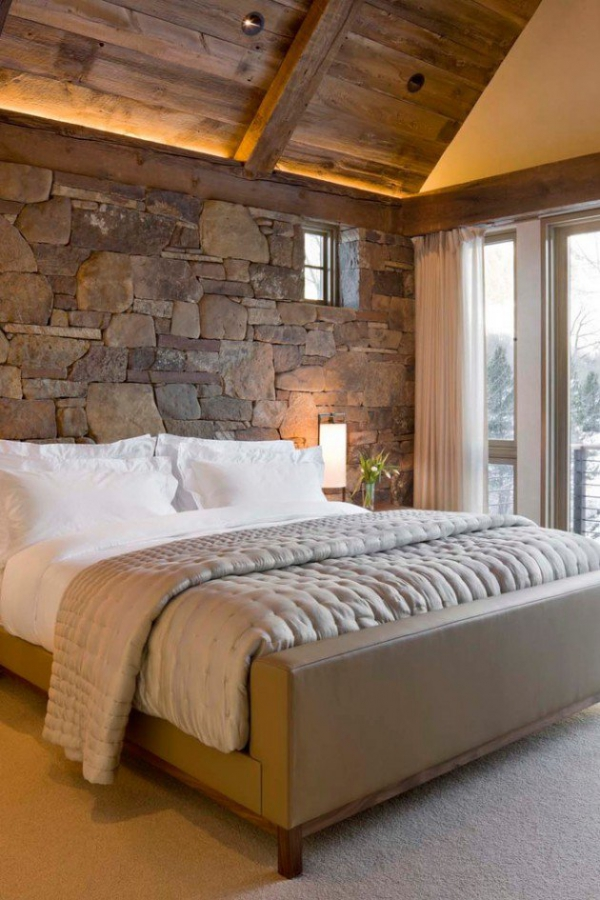 Rustic bedroom designs that invite and indulge (12)