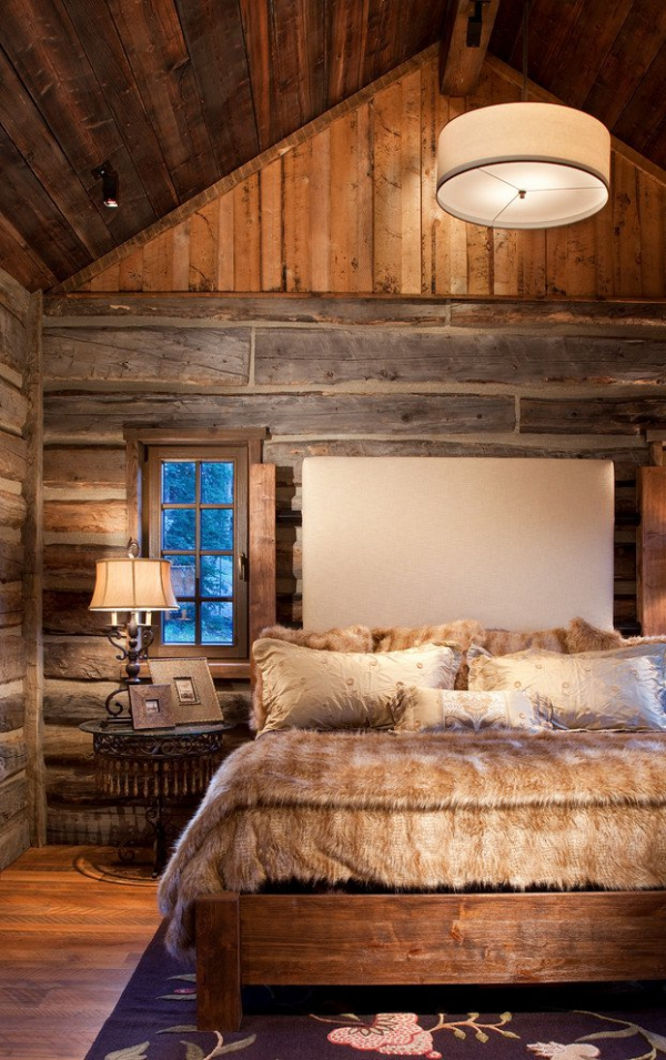 Rustic bedroom designs that invite and indulge (13)