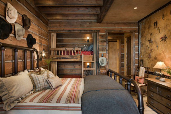 Rustic bedroom designs that invite and indulge (15)