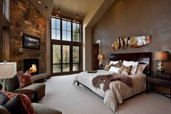 Rustic Bedroom Designs That Invite and Indulge Adorable Home