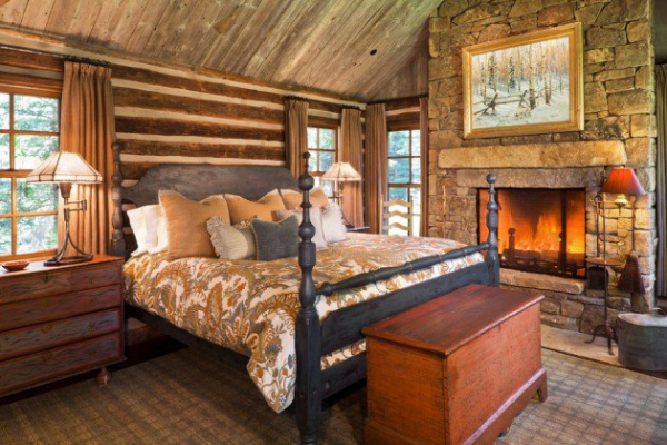 Rustic bedroom designs that invite and indulge (5)