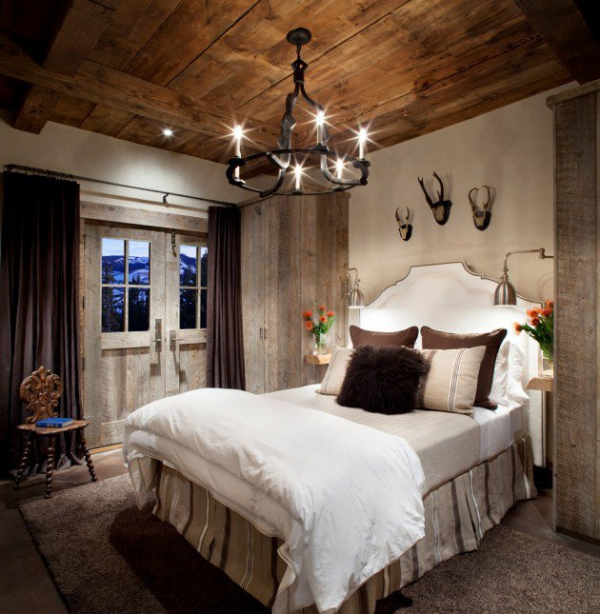 Rustic bedroom designs that invite and indulge (6)