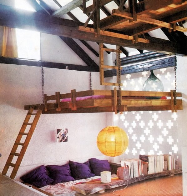 Save Space With Bunk And Loft Beds