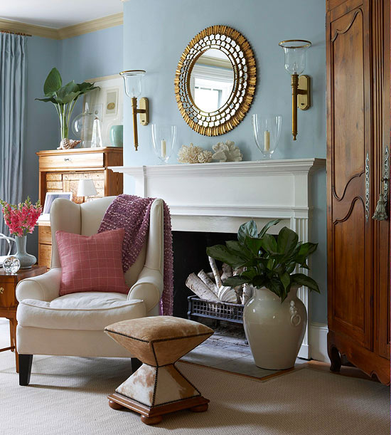 Beautiful Condo Living Rooms: Serene And Peaceful A Beautiful Condo