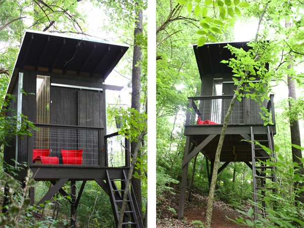 Setting new benchmarks in design with DIY treehouse (2)