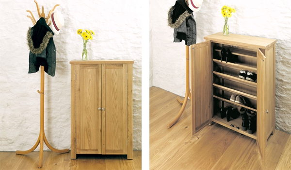 Shoe cupboard ideas for your hall (1)