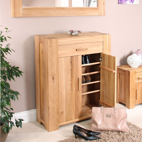 Shoe cupboard ideas for your hall (2)
