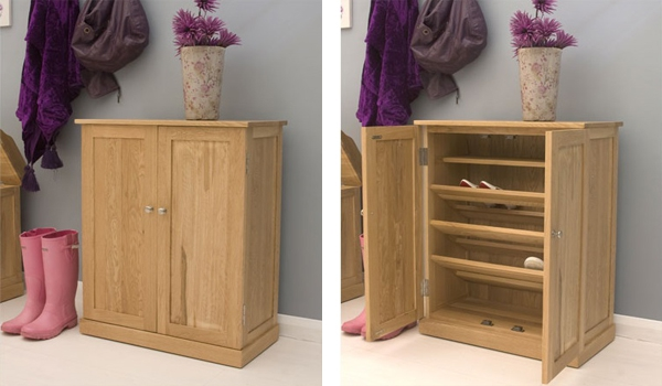 Shoe Cupboard Ideas For Your Hall Adorable Home