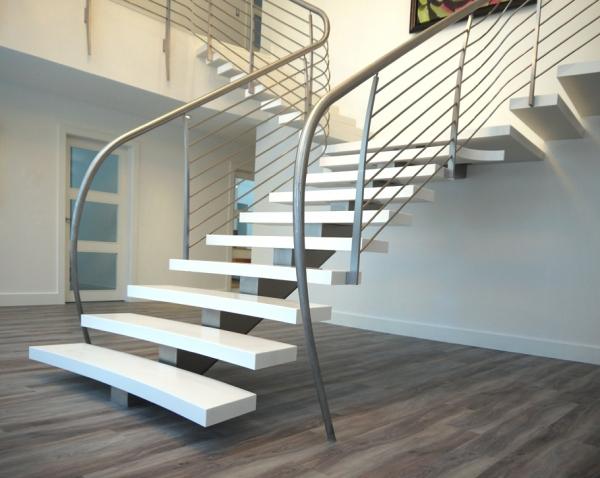Creative Staircase Designs Adorable Home
