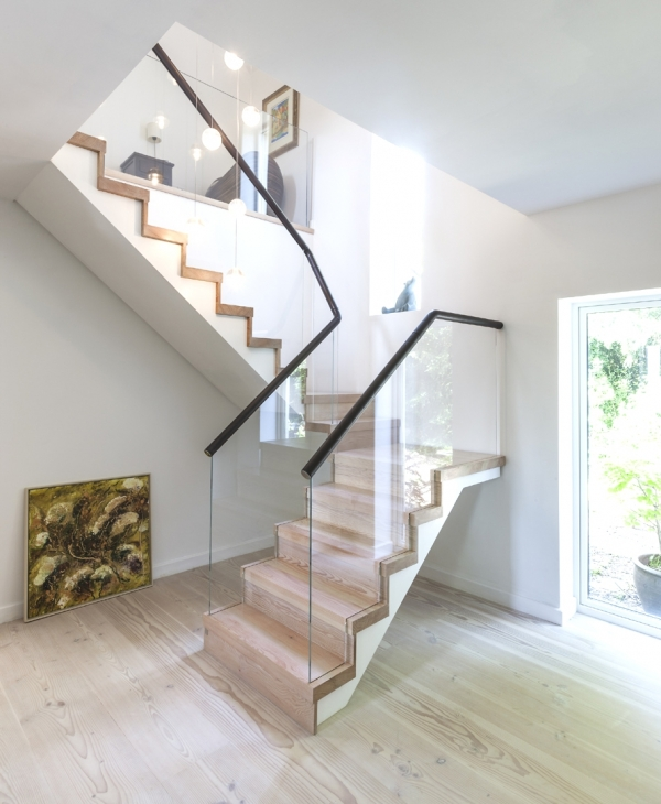 Creative Staircase Designs Adorable Home Stunning Basement Stair Designs