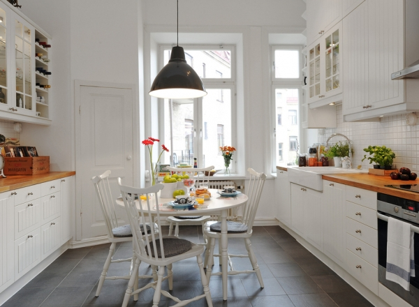 Simple And Cozy Kitchen Design Adorable Home
