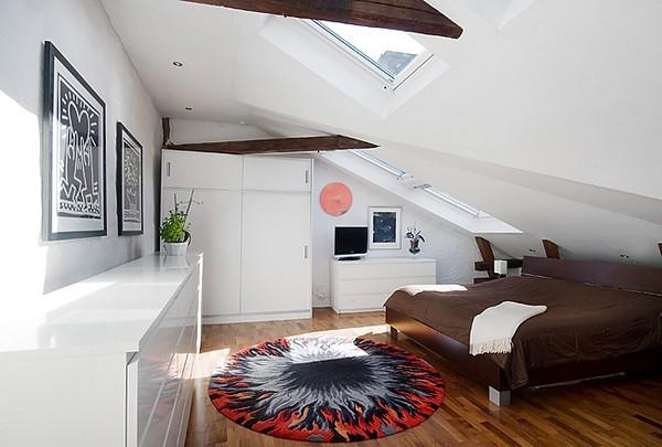 Simple Scandinavian duplex apartment - Adorable Home