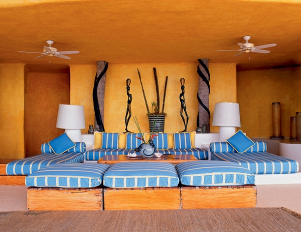 African bathroom decor - We Are Absolutely In Love With This Gorgeous Mexican Style Home In