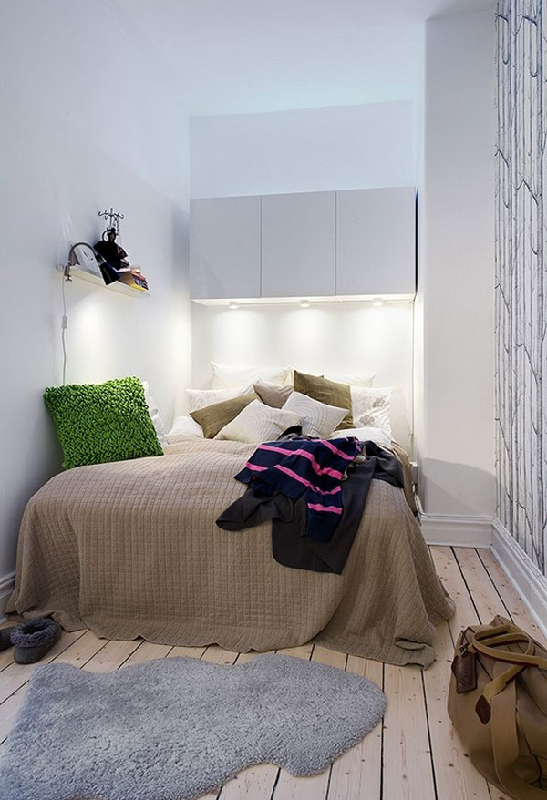 Small Bedroom Design Ideas to Help Realize Big Expectations ...