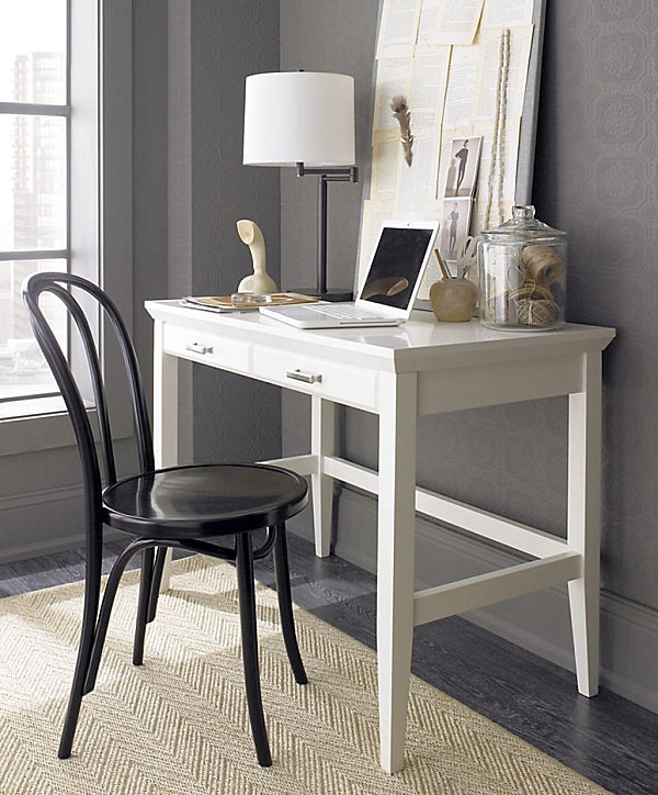 Small Desk Ideas For The Study Adorable Home
