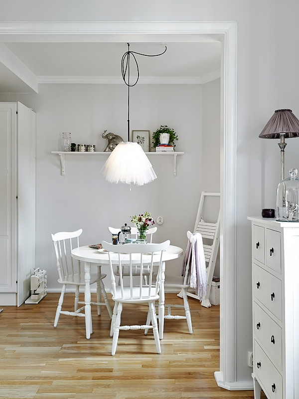 White Apartment small white apartment – adorable home