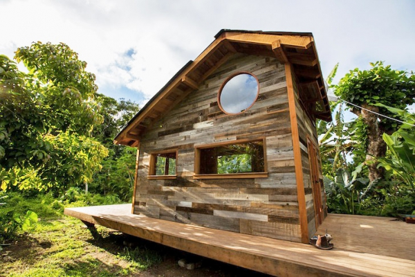 Small wooden cabin that is big on style (1)